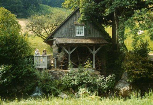 Lạc vào vùng đất của truyện cổ tích Grimm