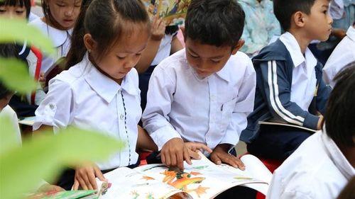 Ninh Thuận: Tỷ lệ xóa mù chữ đạt chuẩn mức độ 1
