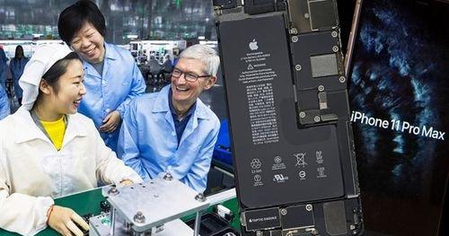 Với sự giúp đỡ từ Apple, Luxshare sẽ giành 'vương miện' của Foxconn?