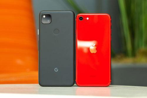 So sánh Google Pixel 4a với iPhone SE 2020: Sản phẩm nào đáng mua hơn?
