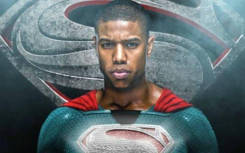Thế giới liệu đã sẵn sàng cho sự xuất hiện của 1 Superman da màu?