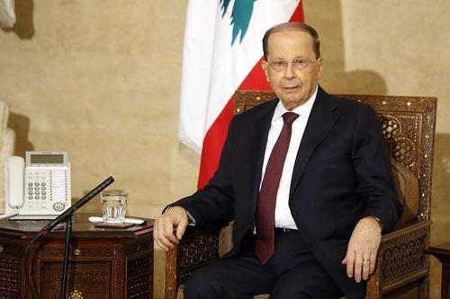 Tổng thống 85 tuổi của Lebanon quyết không từ chức dù cả chính phủ đã 'trả ghế'