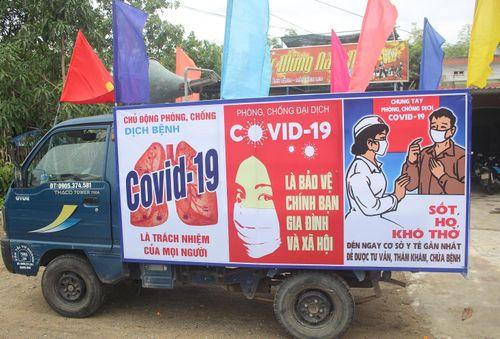 Quảng Nam: Nhiều khu dân cư ở thị xã Điện Bàn dỡ bỏ lệnh phong tỏa