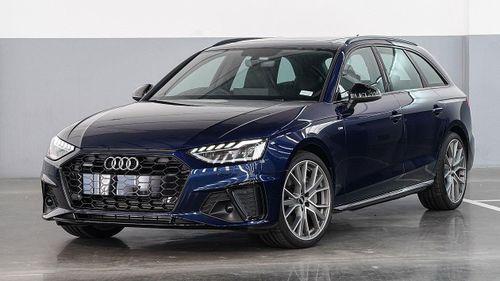 Audi A4 Avant nâng cấp ra mắt tại Thái Lan