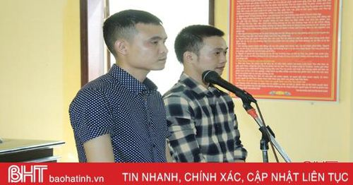 2 đối tượng tổ chức tiệc ma túy trong quán karaoke ở Nghi Xuân lĩnh 30 tháng tù giam