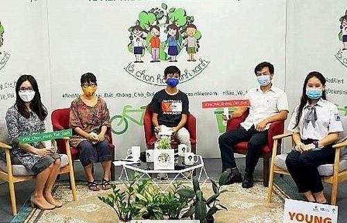 Tiếng nói trẻ em và thanh thiếu niên Việt Nam về môi trường