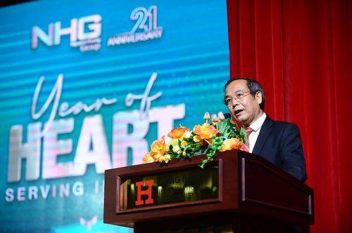 Tập đoàn giáo dục Nguyễn Hoàng kỷ niệm 21 năm thành lập