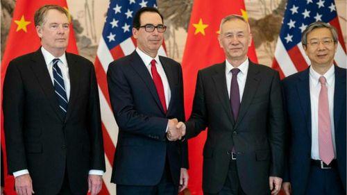 Trung Quốc: Đàm phán thương mại với Mỹ sẽ diễn ra trong vài ngày tới