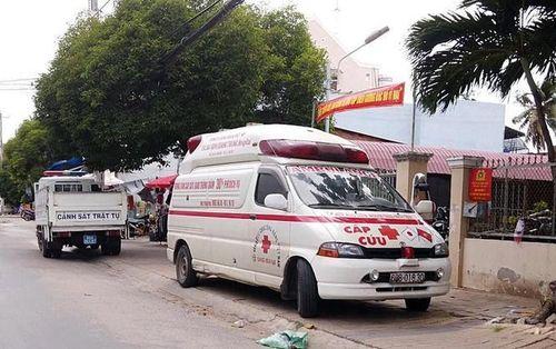 Vụ xe cứu thương giả rú còi inh ỏi để đòi nợ: Chủ xe và lái xe bị phạt 21, 5 triệu đồng