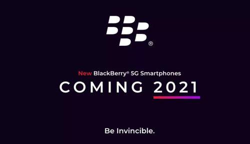 BlackBerry sẽ trở lại thị trường điện thoại thông minh với sản phẩm 5G và bàn phím vật lý
