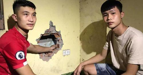 Đề nghị khen thưởng 5 công dân cứu bé sơ sinh bị bỏ rơi dưới khe tường giữa 2 nhà