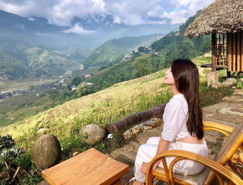 4 điểm nghỉ dưỡng đẹp ngắm thung lũng ở Sa Pa