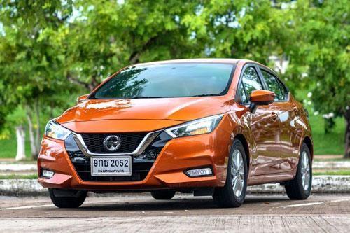 Chi tiết sedan giá rẻ của Nissan, trang bị động cơ tăng áp cạnh tranh với Toyota Vios, Hyundai Accent