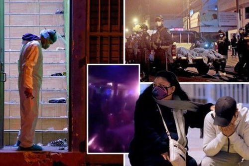 Đi vũ trường bất chấp lệnh cấm mùa Covid-19, 13 thanh niên Peru thiệt mạng