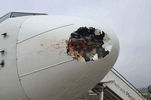 Mối đe dọa tiềm tàng với an ninh hàng không