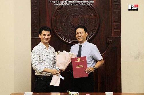 Nhà hát Kịch Việt Nam bổ sung nhân sự Ban giám đốc