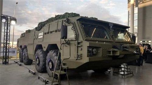 Kalashnikov ra mắt SKKSH-586 và RPL-20 tại Triển lãm Army-2020
