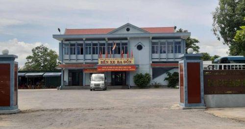 Quảng Bình: 'Xã hội hóa' đầu tư bến xe 35 tỷ ở TX Ba Đồn, giảm tải bến cũ