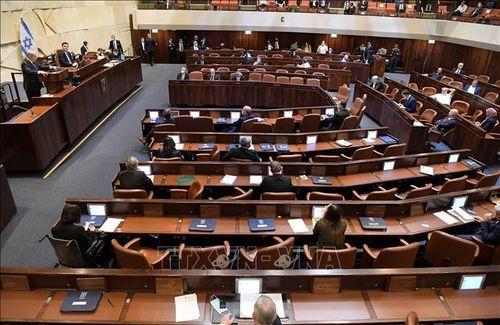 Quốc hội Israel hoãn bỏ phiếu về ngân sách
