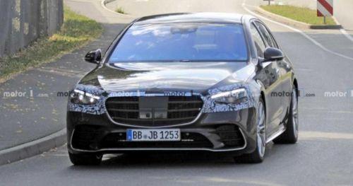 Hé lộ động cơ Mercedes S-Class 2021 công suất lên đến 800 mã lực