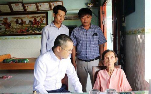 Huyện Phú Hòa (Phú Yên): Chú trọng công tác 'Đền ơn đáp nghĩa'