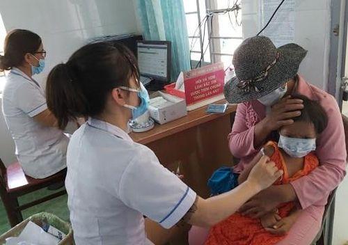 Đắk Lắk: 64 tỷ đồng tiêm chủng vaccine bạch hầu năm 2020