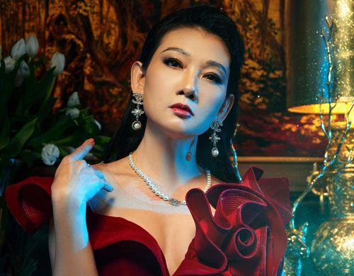 NSƯT Mỹ Uyên công bố tham gia phim điện ảnh 'Hạnh phúc máu'