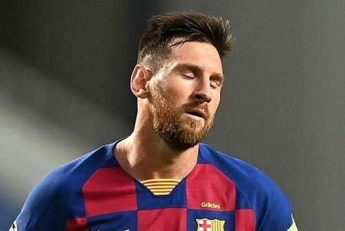 Barca không còn xứng đáng với Messi