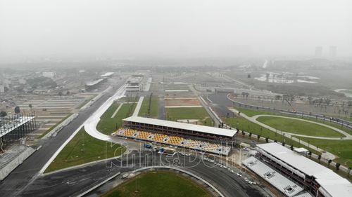 Chặng đua F1 Hà Nội 2020 chưa được xếp lịch