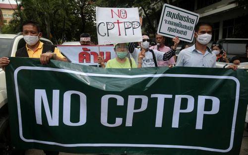 Thái Lan chưa sẵn sàng cho CPTPP