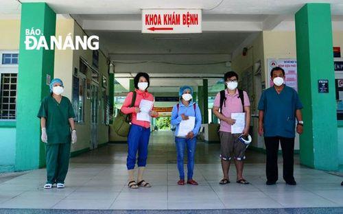 Đà Nẵng: Thêm 03 bệnh nhân COVID-19 xuất viện