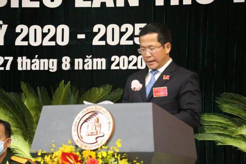 TP HCM: Ông Trần Hoàng Danh tái đắc cử Bí thư Quận ủy Quận 12
