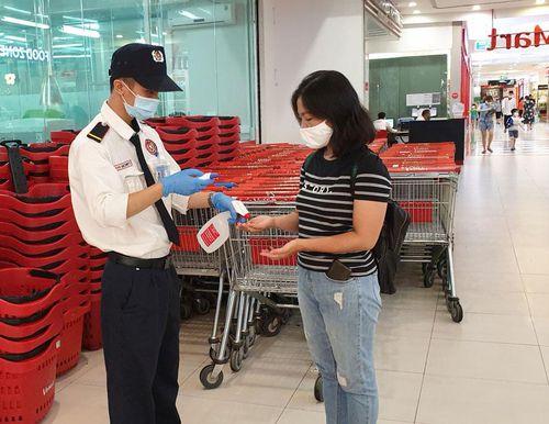 Chợ, siêu thị, trung tâm thương mại chủ động phòng, chống dịch Covid-19
