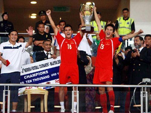 Malaysia kỳ vọng hồi sinh giải đấu lừng danh Merdeka