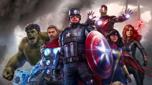Game siêu anh hùng Marvel gây sốt toàn cầu