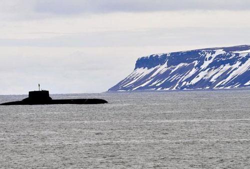Ẩn số đằng sau Typhoon, con tàu ngầm 'khủng long' của hải quân Nga