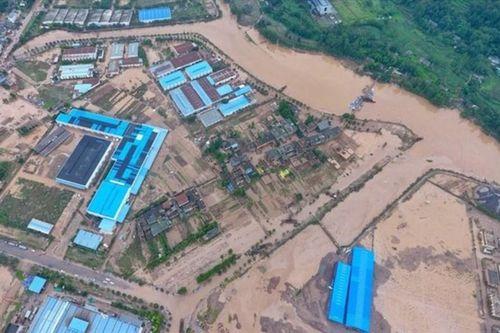 Mưa lũ Trung Quốc tiếp tục gây thiệt hại lớn