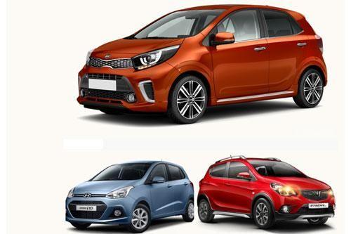 Nên mua Vinfast Fadil, Kia Morning hay Hyundai Grand i10?