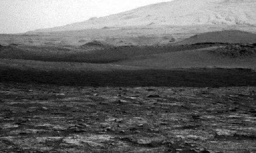 Ảnh chụp về 'quỷ bụi' trên sao Hỏa
