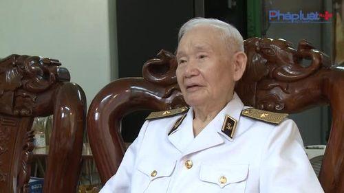 Chuẩn Đô đốc Trần Khoái: Trăn trở với Hoàng Sa, Trường Sa