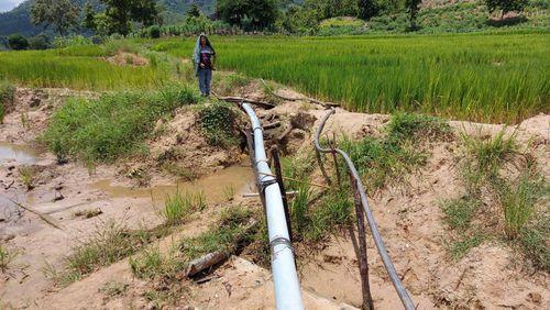 Thủy lợi hơn trăm tỷ tan nát: Cần thêm 60 tỷ đồng để đưa nước vào ruộng