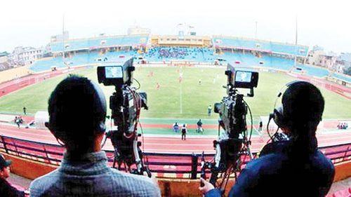 Lại 'nóng' chuyện bản quyền truyền hình V.League