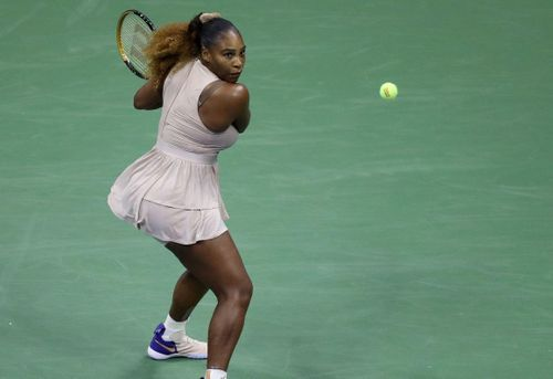 Serena Williams hoàn thành thử thách ở vòng hai