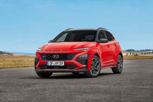 Hyundai Kona 2021: Động cơ mới, thêm phiên bản N Line