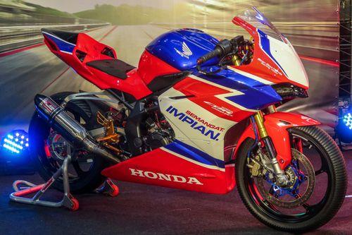Honda trình làng CBR250RR 2020 phiên bản xe đua tại Malaysia