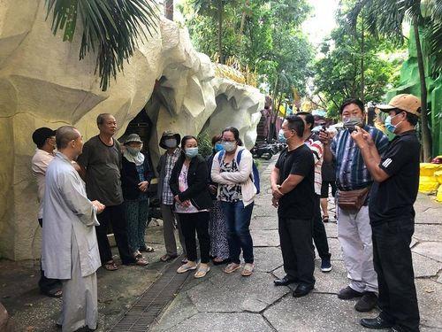 Hàng trăm lọ tro cốt tại chùa Kỳ Quang 2 bị mất hình, xếp đống: Chưa có hướng giải quyết