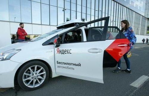 Yandex 'tăng tốc' xe tự lái ở Nga