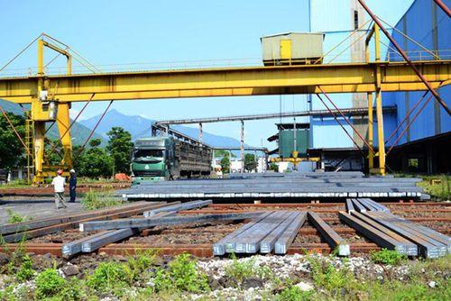 Gỡ khó cho nhà máy sản xuất phôi thép từ mỏ sắt Quý Xa