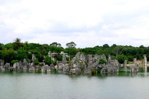 Khám phá khu rừng đá Thạch Lâm