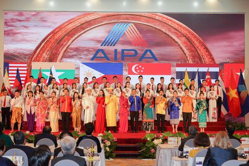 Chùm ảnh: Lễ khai mạc AIPA 41